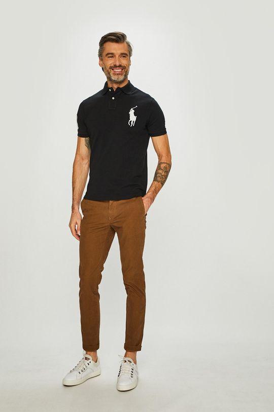 Polo Ralph Lauren - Tricou Polo negru