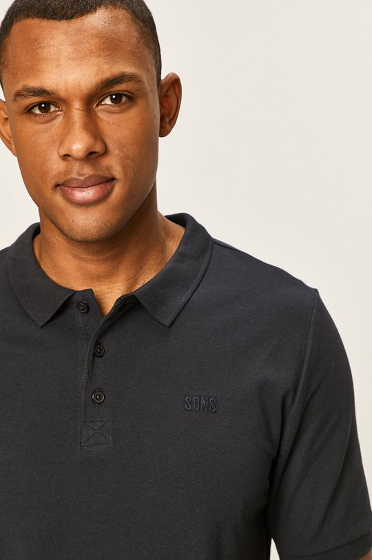 granatowy Only & Sons - Polo