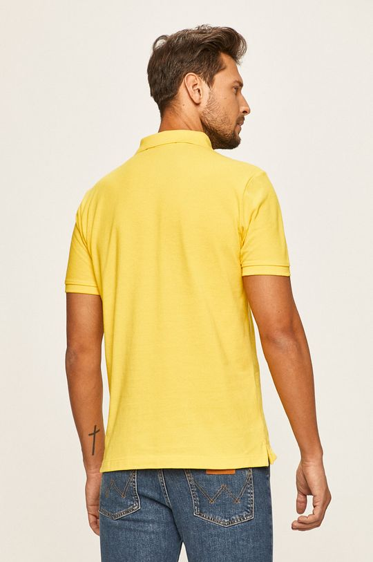 s. Oliver - Tricou Polo 100% Bumbac