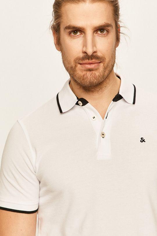 bílá Jack & Jones - Polo tričko