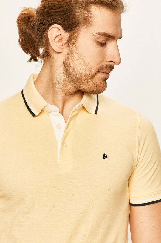 galben Jack & Jones - Tricou Polo