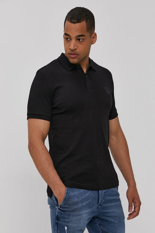 černá Jack & Jones - Polo tričko Pánský