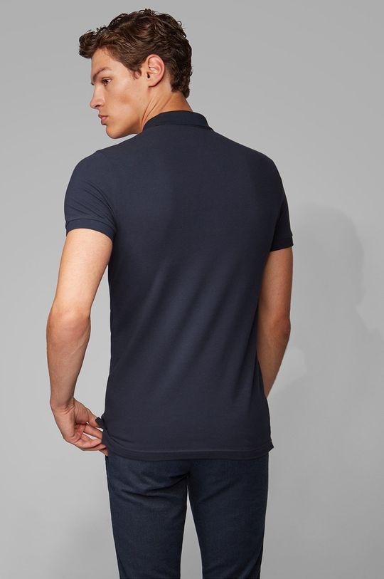 Boss - Polo tričko Boss Casual  1. látka: 97% Bavlna, 3% Elastan 2. látka: 100% Bavlna