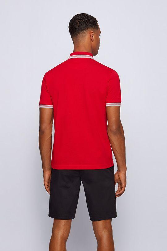 Boss - Polo tričko Boss Athleisure  100% Bavlna