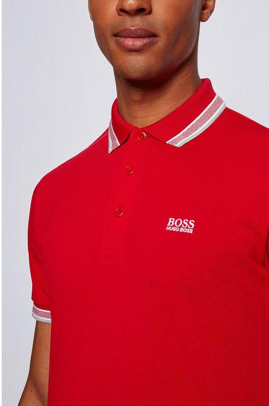 červená Boss - Polo tričko Boss Athleisure