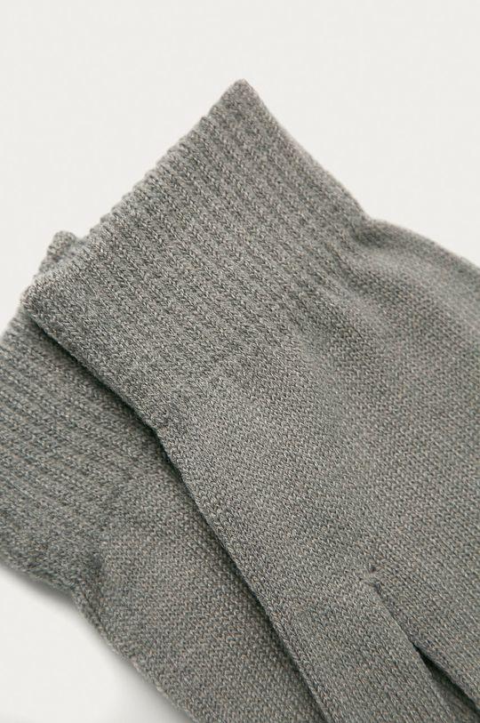 Pieces - Rękawiczki jasny szary