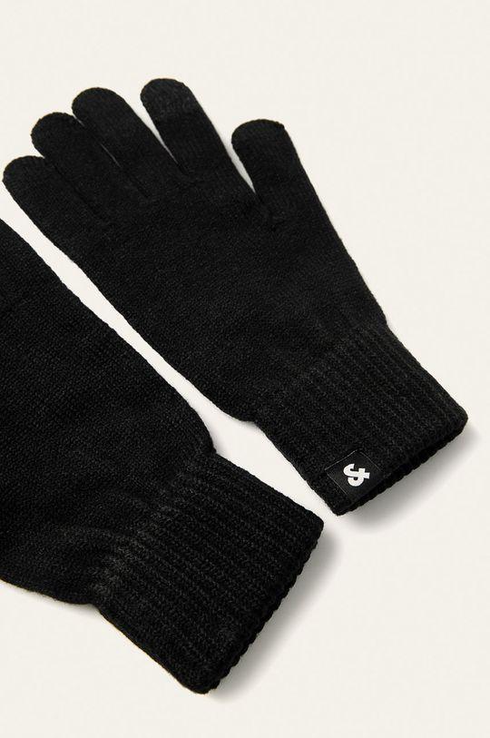 Jack & Jones - Rękawiczki czarny