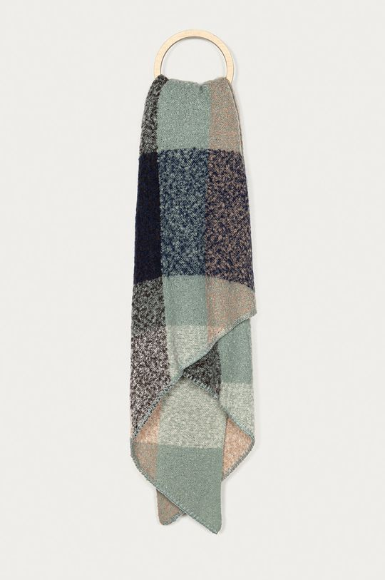 multicolor Pieces - Szal Damski