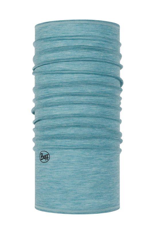 blady niebieski Buff - Komin Solid Damski