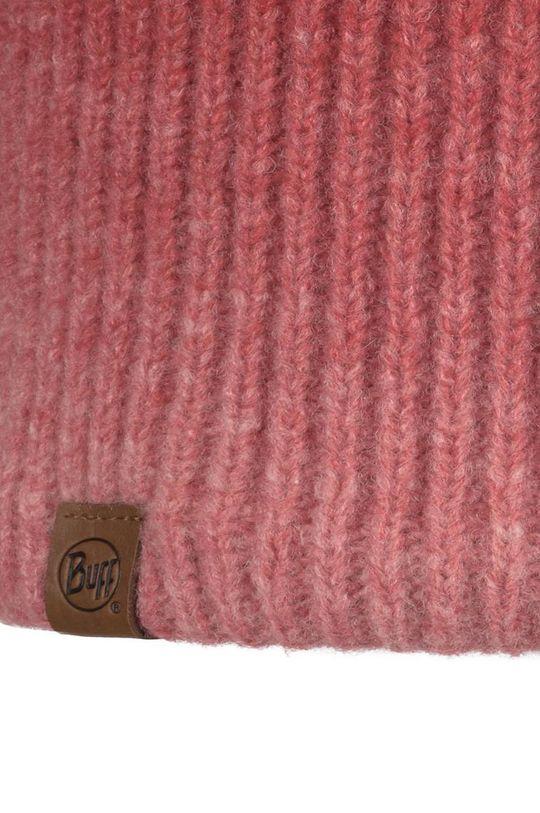 Buff - Fular impletit roz ascutit