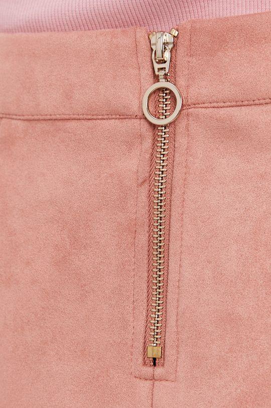 ružovo-červená Vero Moda - Sukňa