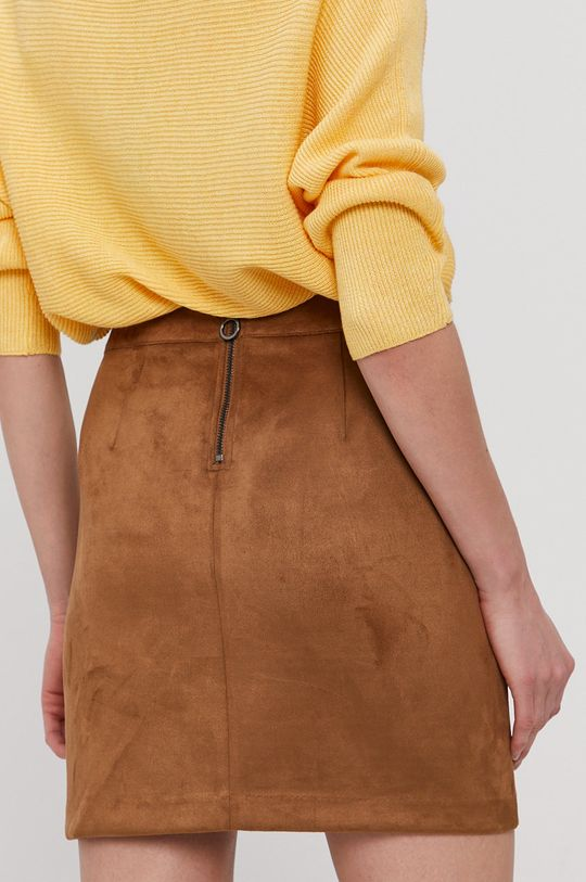Vero Moda - Sukně  10% Elastan, 90% Polyester