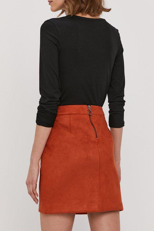 Vero Moda - Sukňa  10% Elastan, 90% Polyester