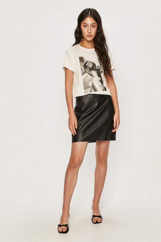 Vero Moda - Spódnica czarny