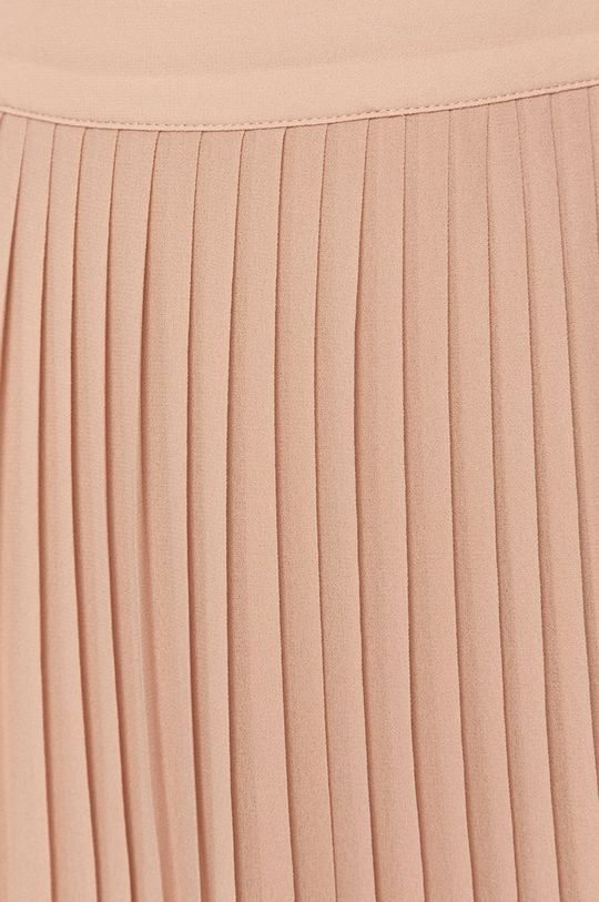 fiołkowo różowy Vila - Spódnica