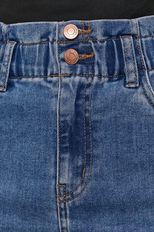 niebieski Vero Moda - Spódnica jeansowa