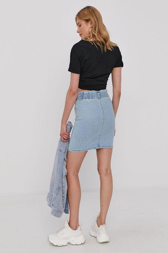 Vero Moda - Džínová sukně  100% Bavlna