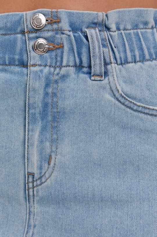 modrá Vero Moda - Džínová sukně