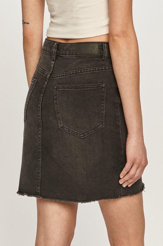 Vero Moda - Spódnica jeansowa 1 % Elastan, 25 % Poliester, 50 % Bawełna organiczna
