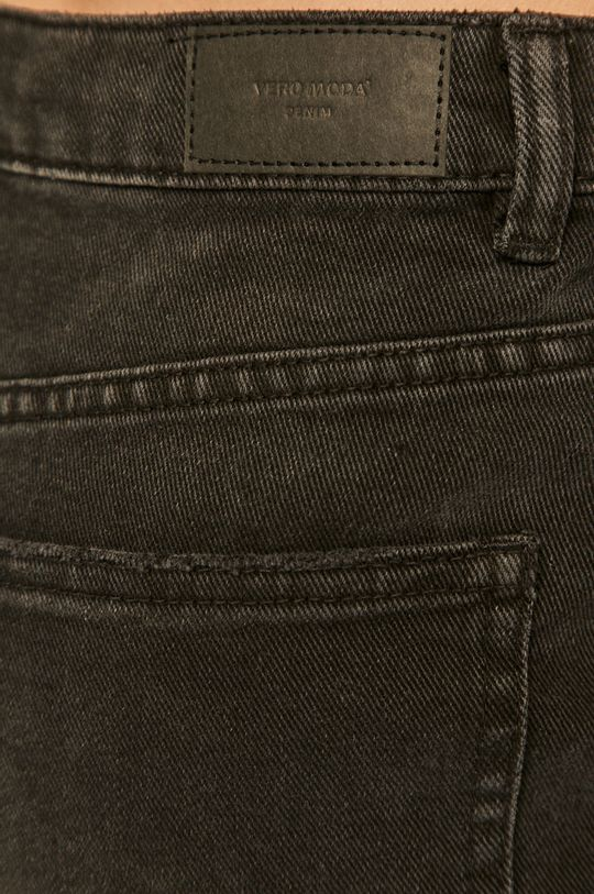 czarny Vero Moda - Spódnica jeansowa