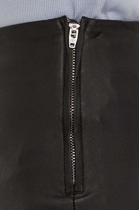 czarny Pieces - Spódnica