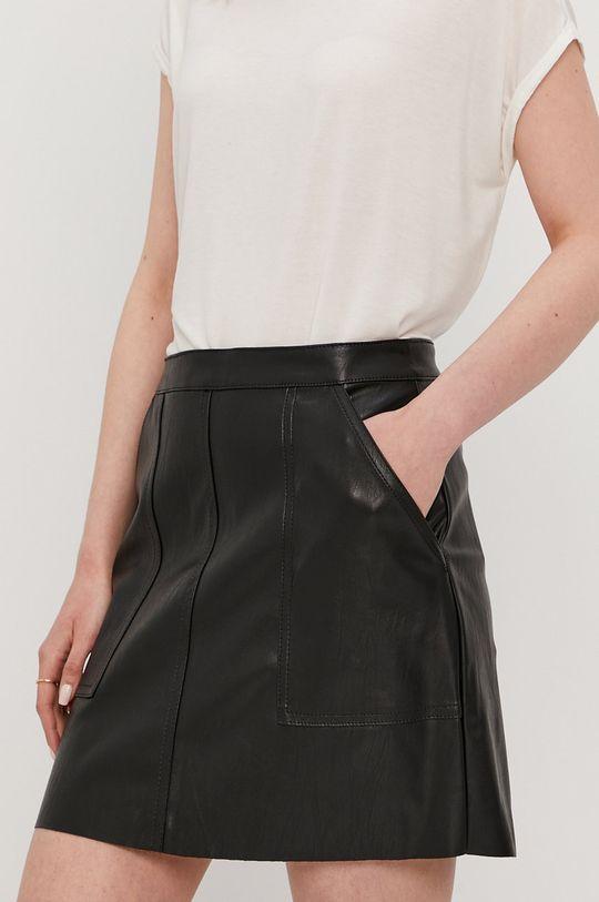 czarny Vero Moda - Spódnica Damski
