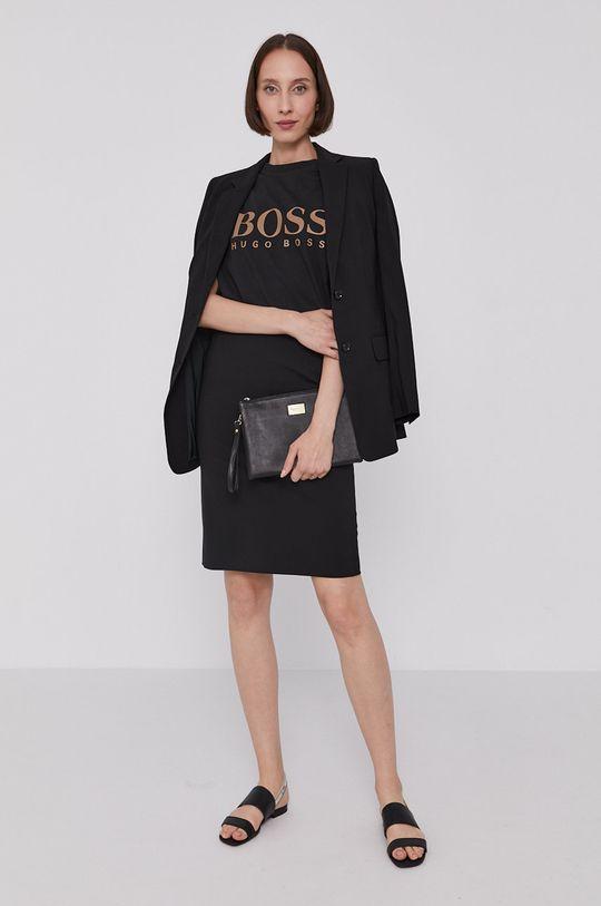 Boss - Sukně černá