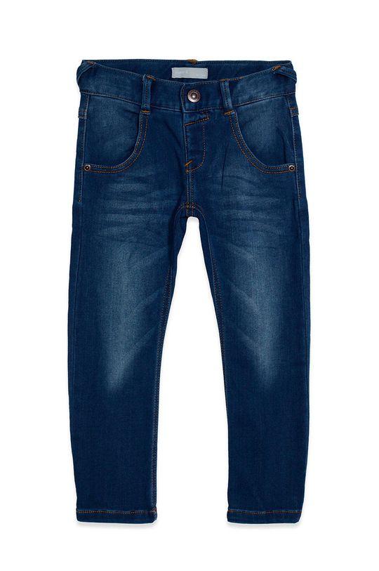 bleumarin Name it - Jeanși copii Rick 80-104cm De băieți