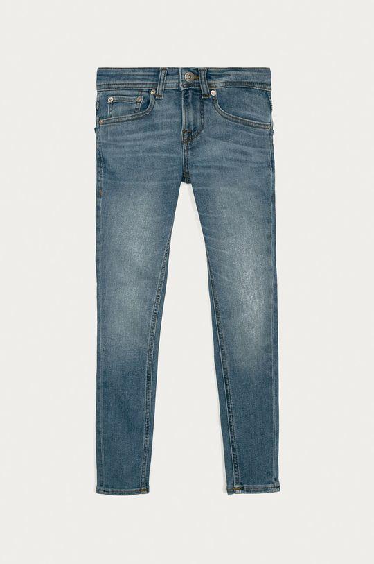 niebieski Jack & Jones - Jeansy dziecięce 128-176 cm Chłopięcy