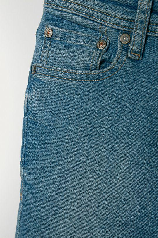 Jack & Jones - Jeansy dziecięce Liam 128-176 cm 91 % Bawełna, 2 % Elastan, 7 % Poliester