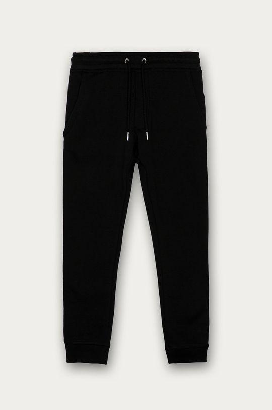 czarny Jack & Jones - Spodnie dziecięce 128-170 cm Chłopięcy
