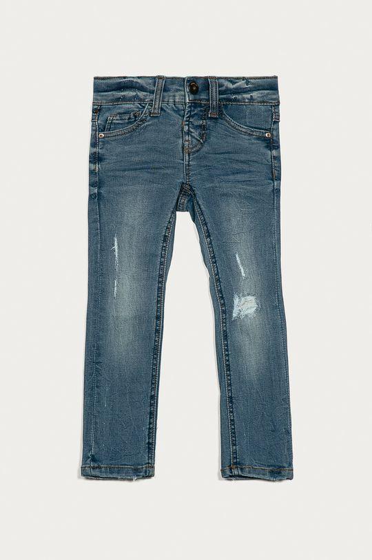 albastru Name it - Jeans copii 92-146 cm De băieți