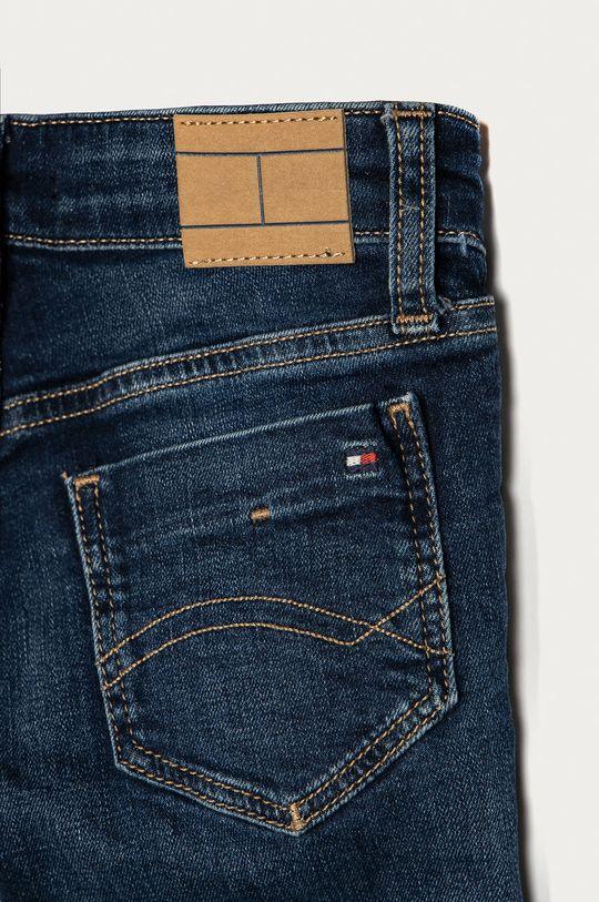 granatowy Tommy Hilfiger - Jeansy dziecięce 80-176 cm