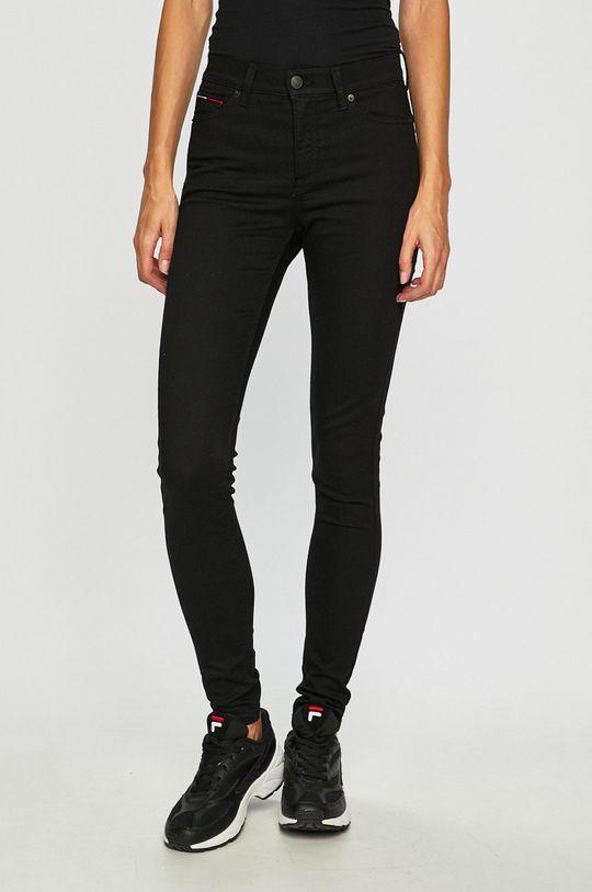 černá Tommy Jeans - Džíny Dámský