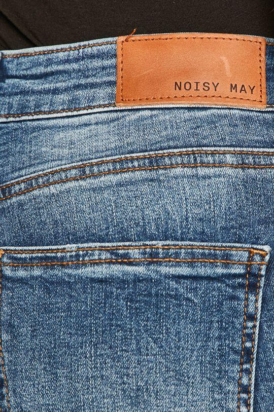 niebieski Noisy May - Jeansy Lucy