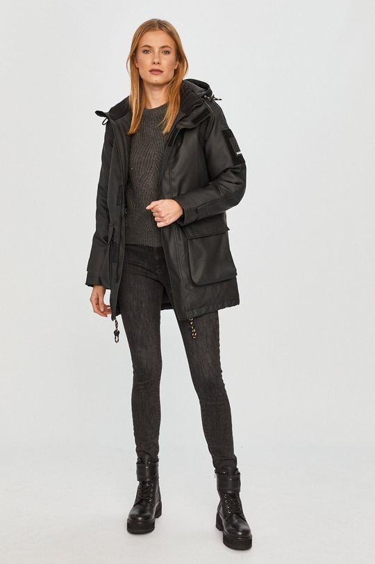 Vero Moda - Jeansy czarny