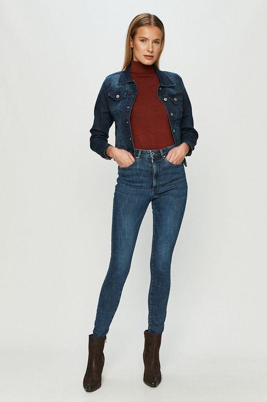 Vero Moda - Jeansi Loa albastru