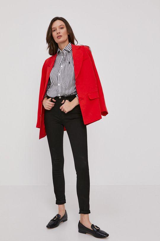 čierna Calvin Klein Jeans - Rifle CKJ 010 Dámsky