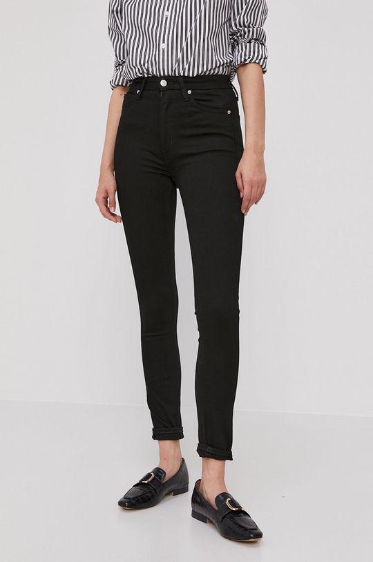 Calvin Klein Jeans - Rifle CKJ 010 čierna
