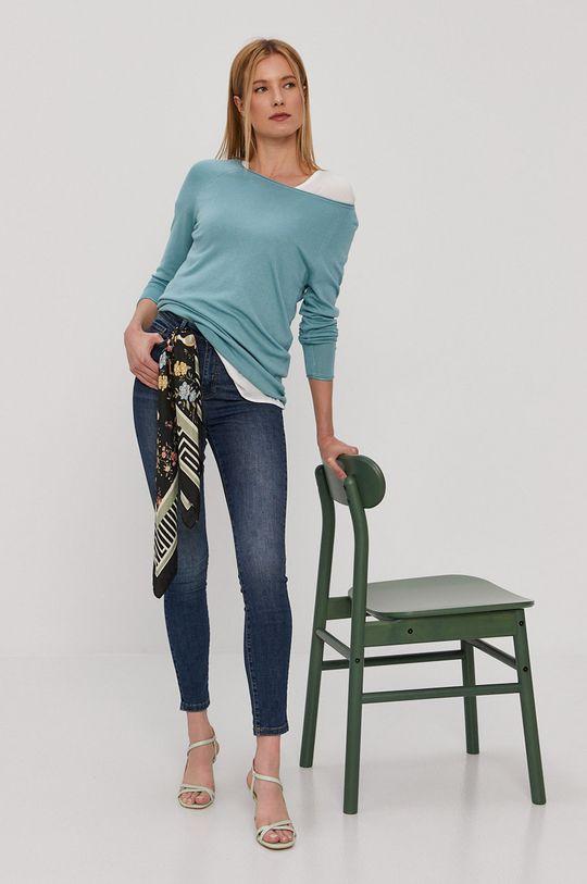 Vero Moda - Džíny Sophia modrá
