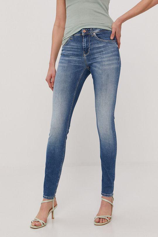 niebieski Vero Moda - Jeansy Lux Damski