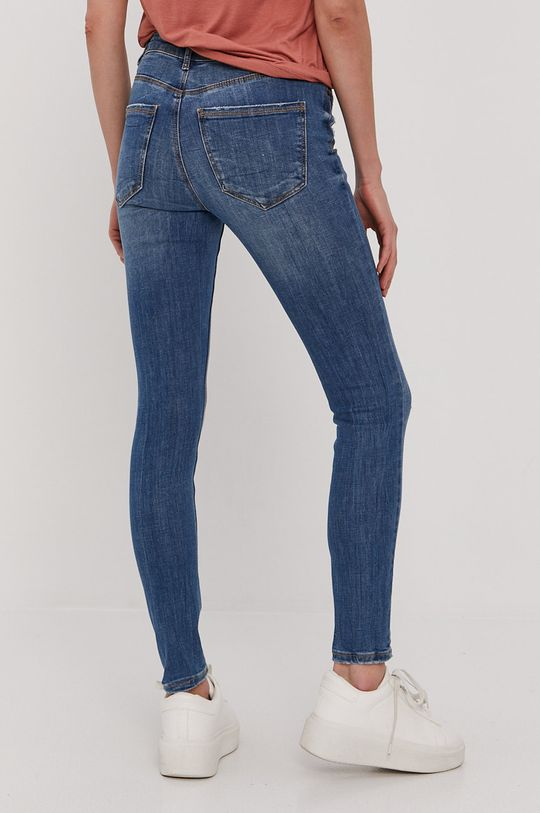 Vero Moda - Džíny Sophia  90% Bavlna, 2% Elastan, 8% Polyester