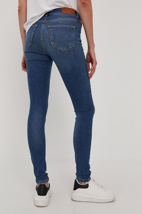 Noisy May - Jeansi Lucy  83% Bumbac, 2% Elastan, 15% Poliester