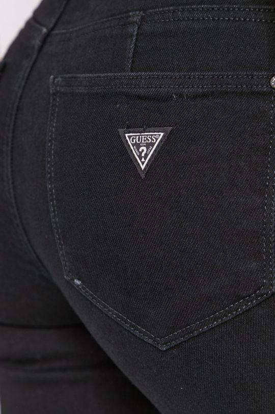 černá Guess - Džíny Curve X