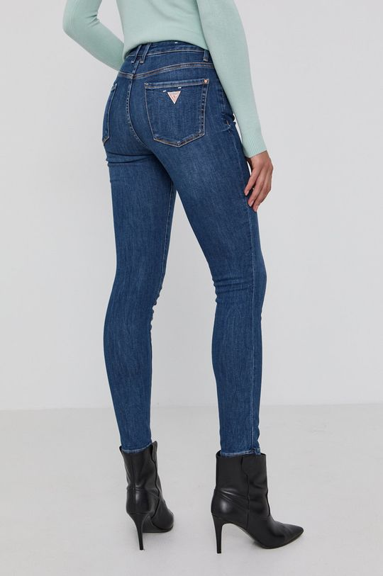 Guess - Jeansy Annette 92 % Bawełna, 7 % Elastomultiester, 1 % Spandex