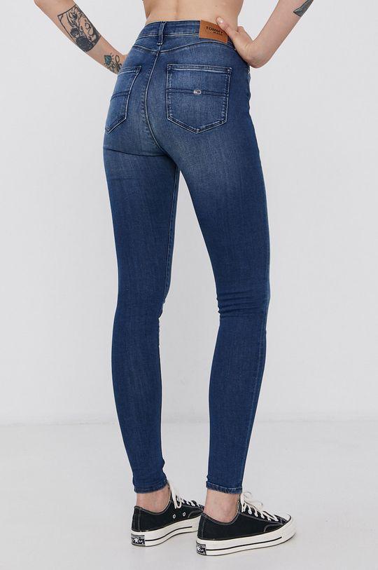Tommy Jeans - Jeansy Sylvia 90 % Bawełna organiczna, 2 % Elastan, 8 % Elastomultiester