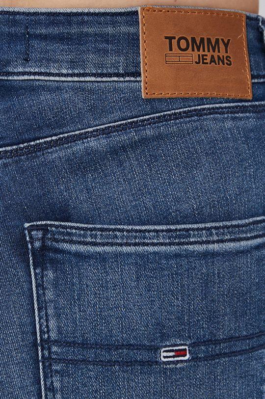 niebieski Tommy Jeans - Jeansy Sylvia