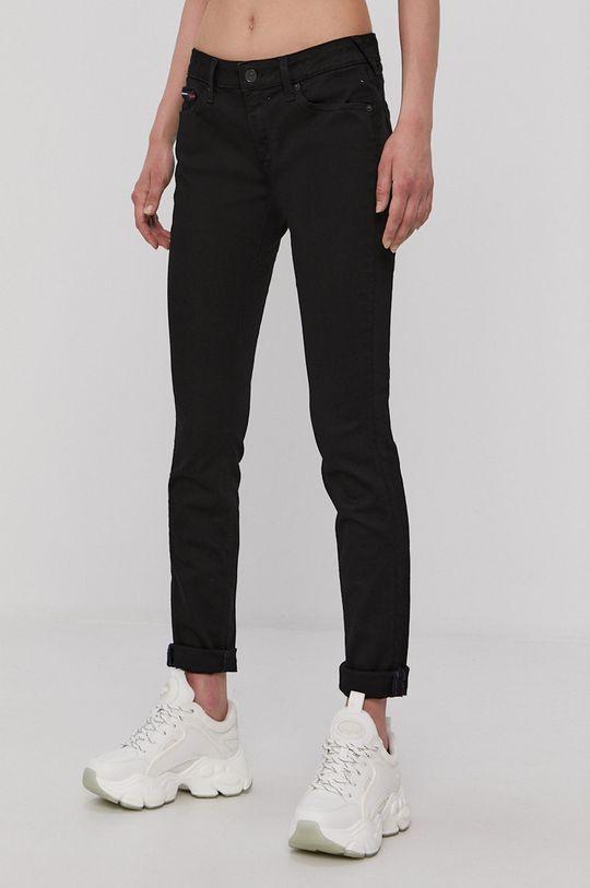 čierna Tommy Jeans - Rifle SOPHIE Dámsky
