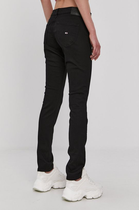 Tommy Jeans - Rifle SOPHIE  90% Bavlna, 2% Elastan, 8% Polyester