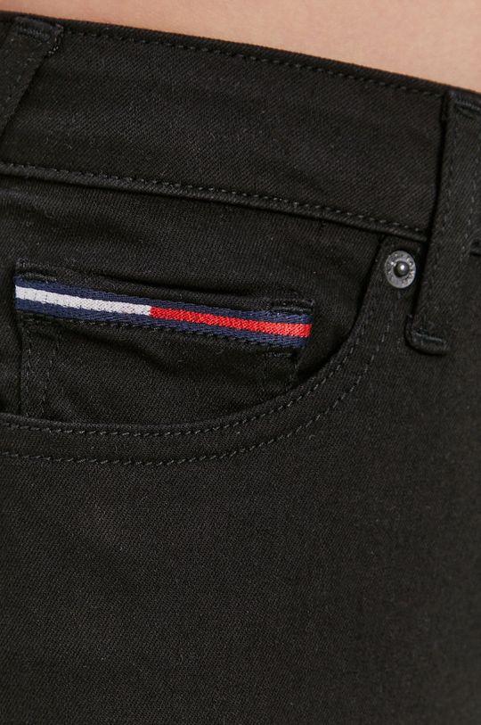 čierna Tommy Jeans - Rifle SOPHIE